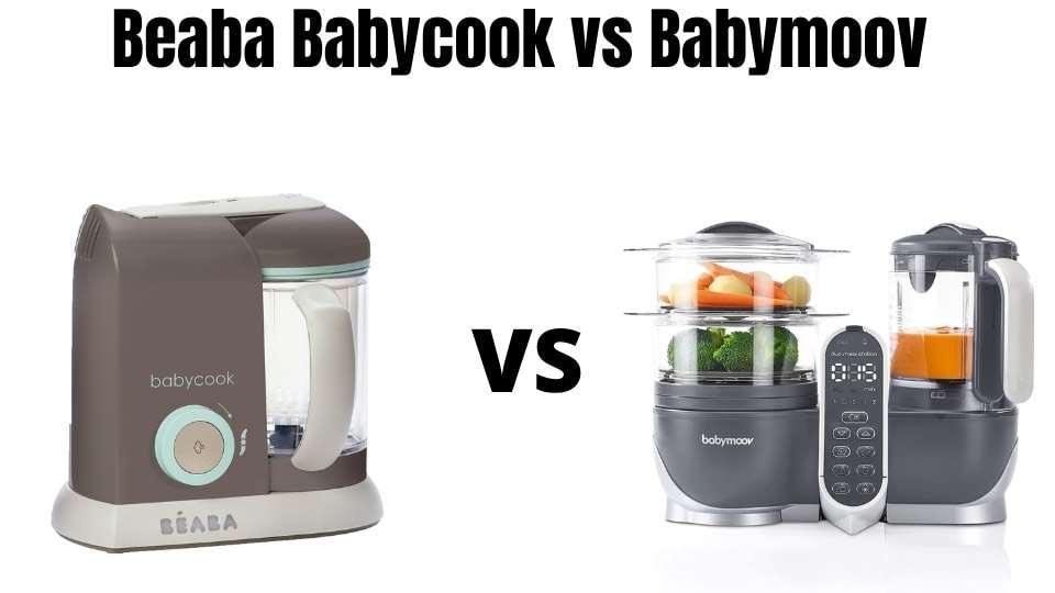 Beaba Babycook vs Babymoov Duo Meal Station