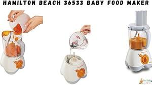 Hamilton Beach 36533 Bebe Baby Food Maker