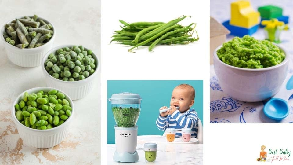 How To Make Green Bean Baby Food