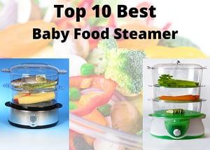 Top 10 Best Baby Food Steamer