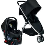 Britax Baby Stroller Lively Travel System