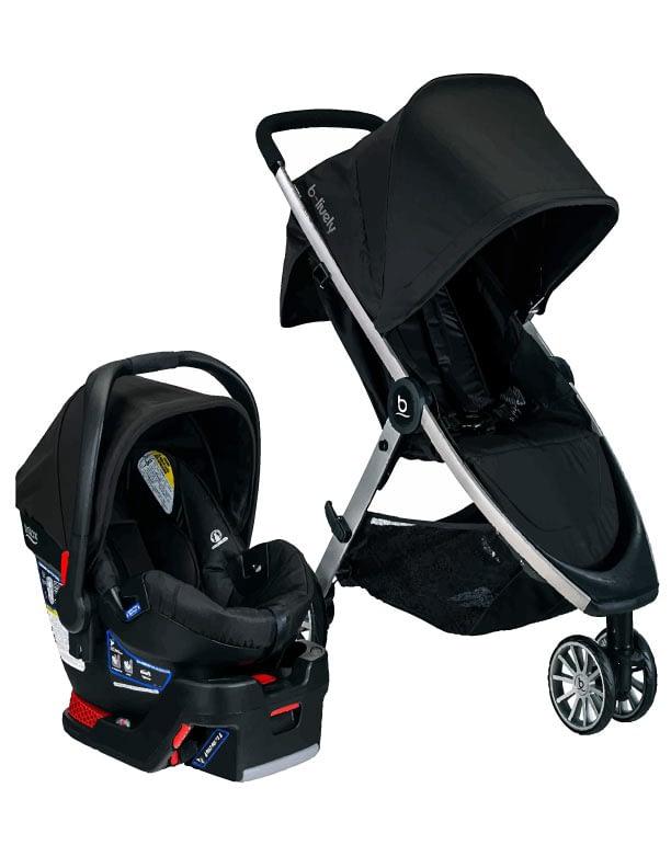 Britax Baby Stroller Lively Travel System