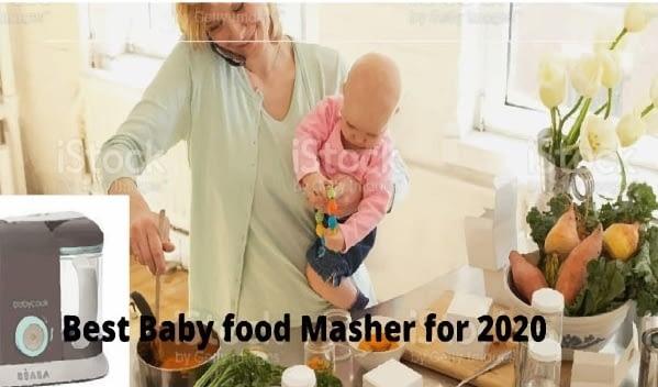 Best Baby Food Masher