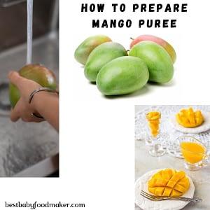 How To Prepare Mango Puree