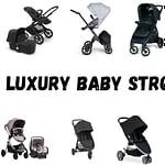 Luxury Baby Stroller