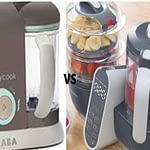 Beaba Babycook vs. Babymoov Duo Meal Station