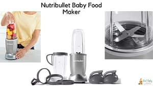 nutribullet baby food maker